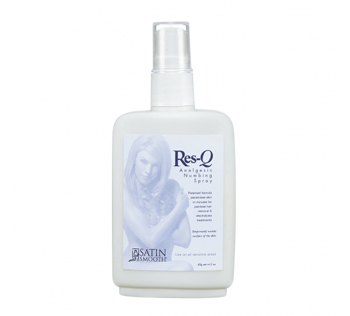 Satin Smooth Res-Q Anesthetic Numbing Spray - 2oz