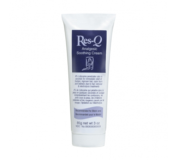 Satin Smooth Res-Q Analgesic Numbing Cream - 3oz