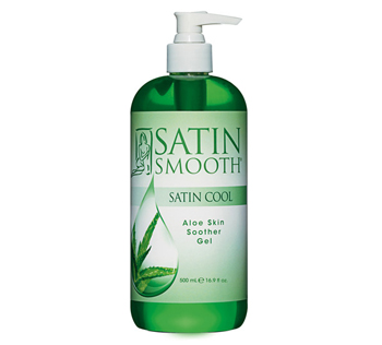 Satin Smooth Satin Cool Aloe Vera Skin Soother - 1