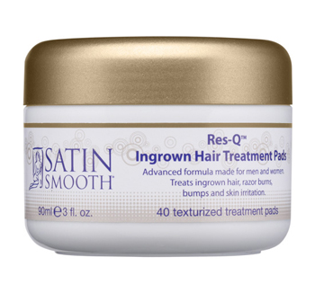 Satin Smooth Res-Q Ingrown Hair Treatment Pads 40