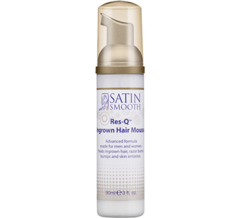 Satin Smooth Res-Q Ingrown Hair Mousse - 2.5oz