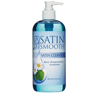 SATIN CLEANSER® SKIN PREPARATION CLEANSER 16 OZ