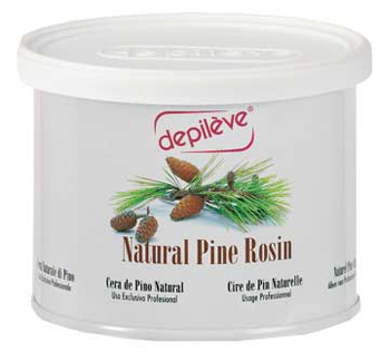 Depileve Natural Pine Rosen Wax - 14oz