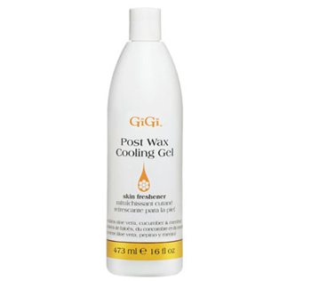 GiGi After Wax Cooling Gel - 16oz