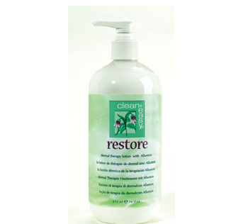 Clean+Easy Restore Dermal Therapy Lotion - 16oz