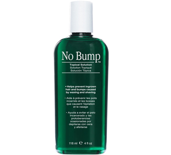GiGi No Bump Tropical Solution - 4 oz