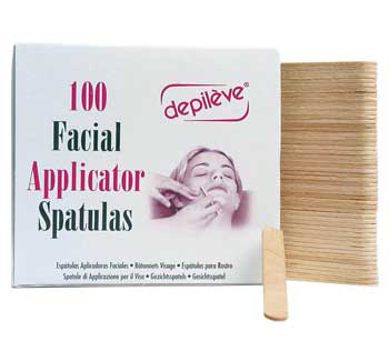 Depileve Facial Applicators - 100ct